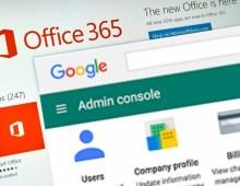 Office 365 ou G Suite ? Le bras de fer engagé entre les deux géants du content collaboration platform