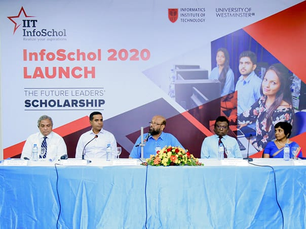 InfoSchol 2020 Launch - IIT