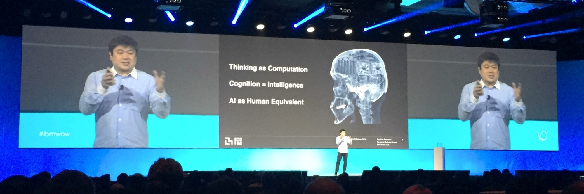 IIUG What is Cognitive by Joi Ito