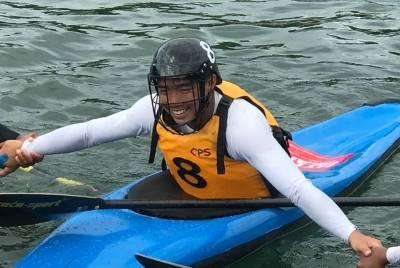 Setiabudi Secondary – Asian Canoe Polo Championship 2017