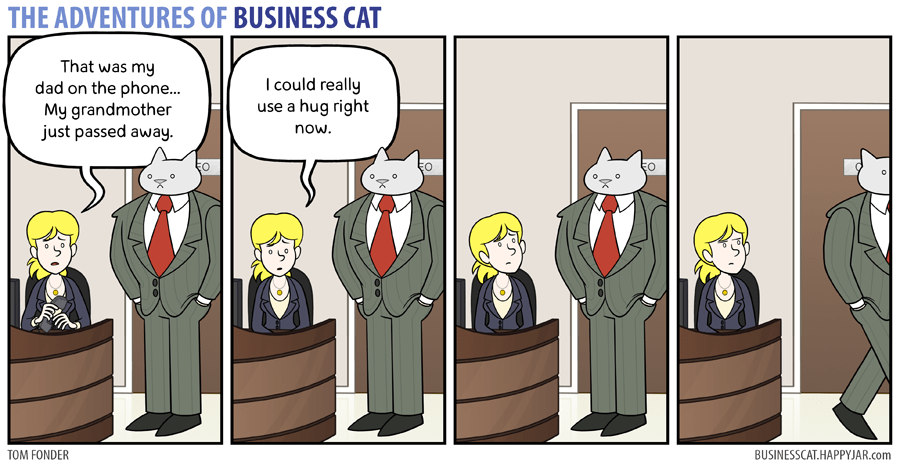 New Business Cat Comics That Will Crack You Up Gallery