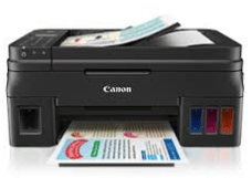 Canon PIXMA G4100 Drivers Download