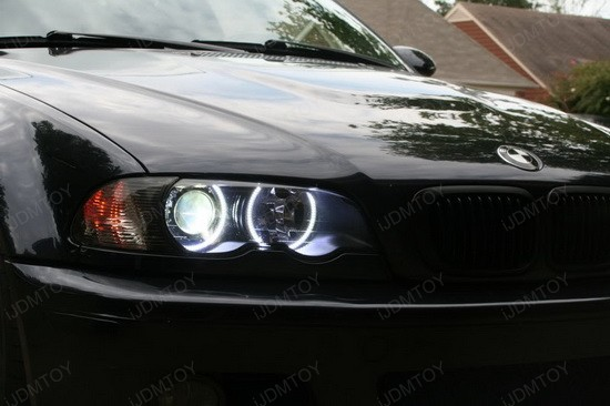 BMW M3 E46 3 Series LED Halo Rings 3