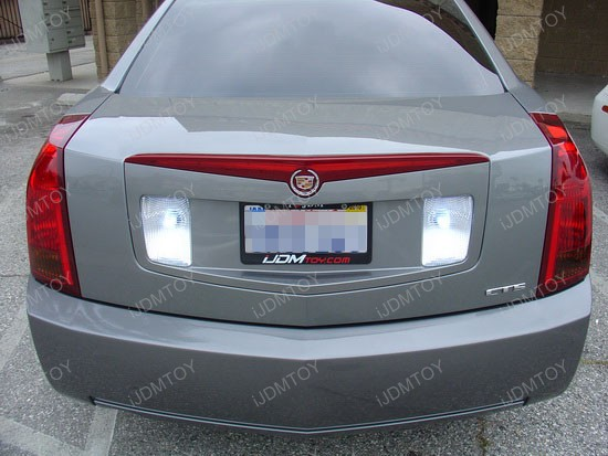 Cadillac CTS 3156 LED Backup Reverse Lights 3