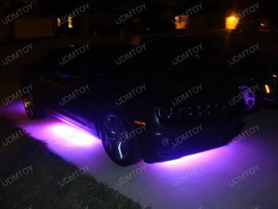 2010 - chevy - camaro - rs - led - underbody - kit - 4