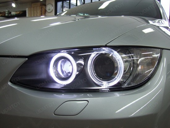 BMW 328i Angel Eyes