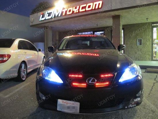 LED Knight Rider Lights 5