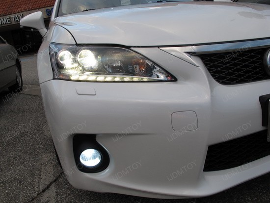 H11 LED Bulbs 2