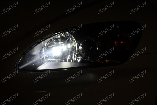 Honda S2000 H1 LED DRL 4