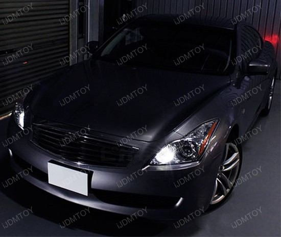 Infiniti G37 168 LED Parking Lights 3