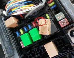 KSpeed Kia Optima K5 Glow Stick OEM Fit LED Daytime Running Lights