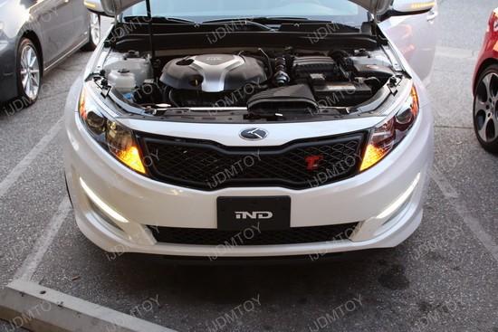 Honda Civic Si LED Interior Strip Lights 3