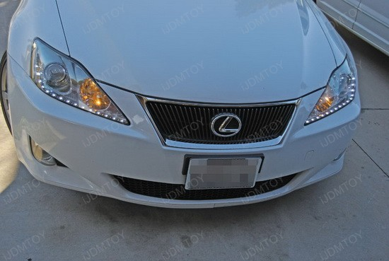 Lexus IS250 Switchback LED Strips 3