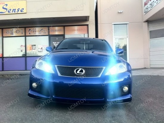 Lexus IS-F 9005 LED Daytime Running Light Kit 3