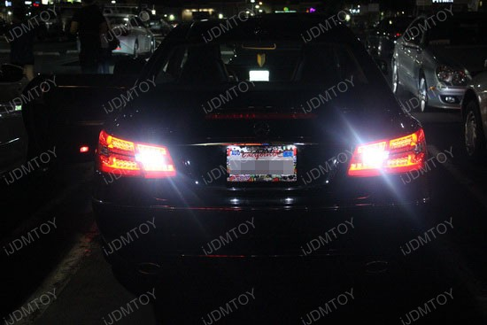 Mercedes-Benz E350 Coupe Error Free 921 LED Reverse Lights 1