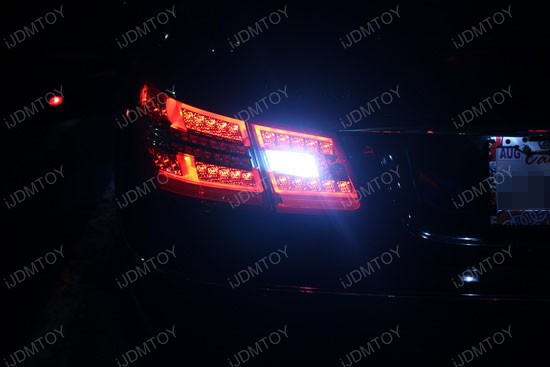 Mercedes-Benz E350 Coupe Error Free 921 LED Reverse Lights 2