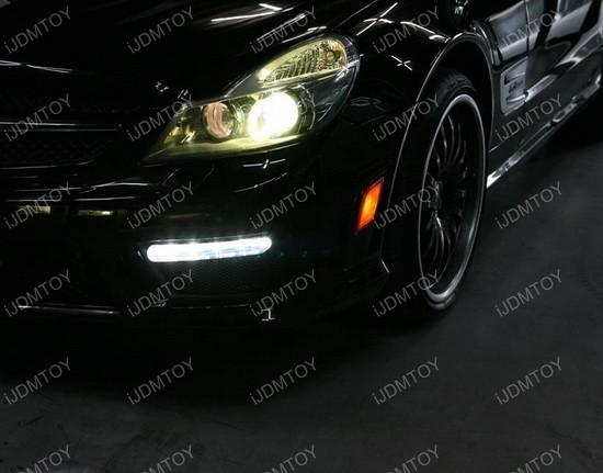Mercedes SL550 Audi Style LED 02