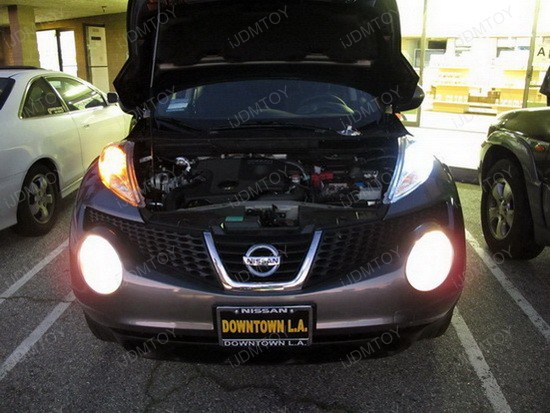 Nissan Juke LED Parking Lights 2