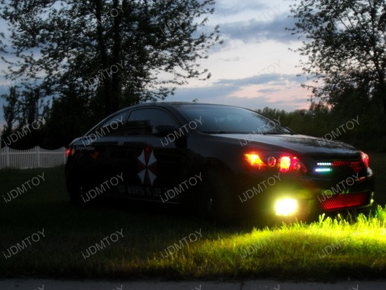 Scion tC LED Scanner Knight Rider Lights 4