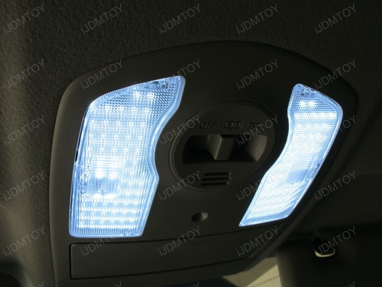 Toyota Prius Complete LED Interior Package 3