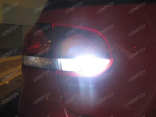 Volkswagen GTi Error Free 7440 LED Backup Reverse Lights 3
