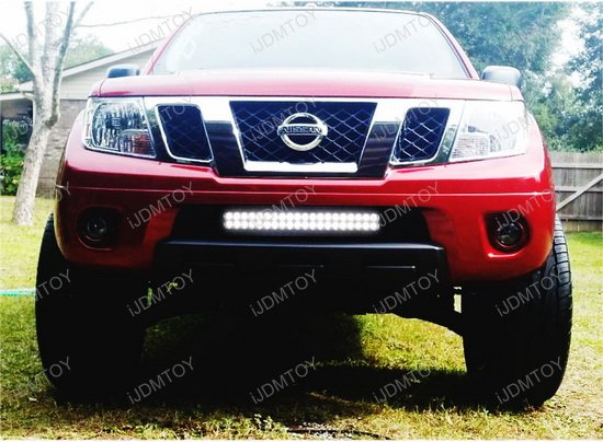 Nissan frontier interior lights replacement brokeasshome led light bar combo system for 2004 up 2nd gen nissan frontier aloadofball Choice Image