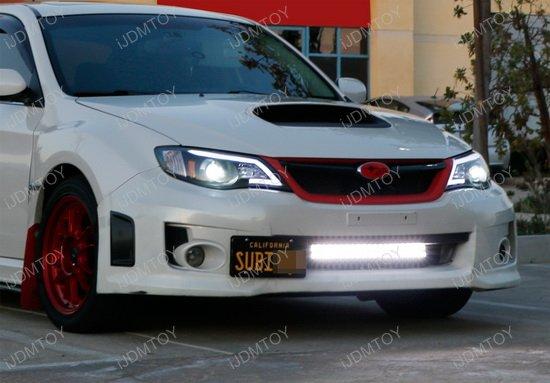 Rally Car Led Light Bar