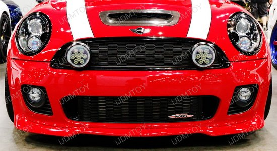 Mini Cooper Led Rally Lights