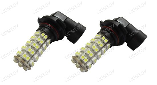 68-SMD 1210 9005 (aka HB3 or 9145) LED Bulbs