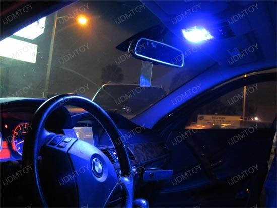 Car Interior Light Bulb Size