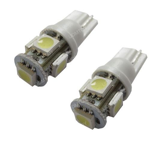 168 LED bulbs