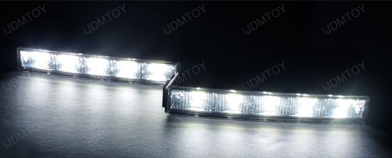 10-LED High Power LED Daytime Running Light