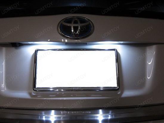 Bmw E90 Led License Plate Lights