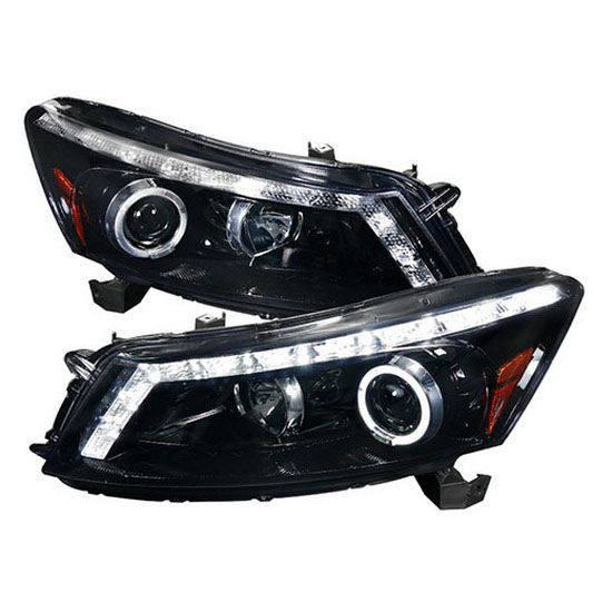Accord Led 2012 Headlights Coupe