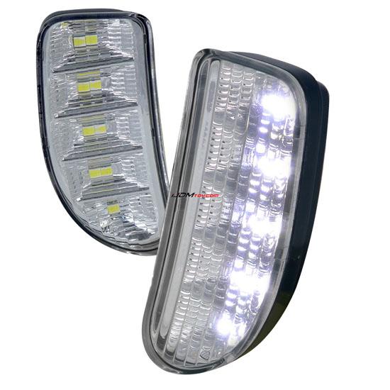Honda S2000 9-LED Daytime Running Light Lamps