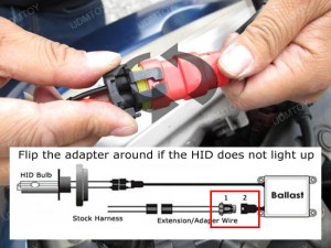 How To Install HID Conversion Kit | HID Headlight | HID Fog Lights