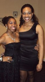 My boo Ola and I Mar 2010