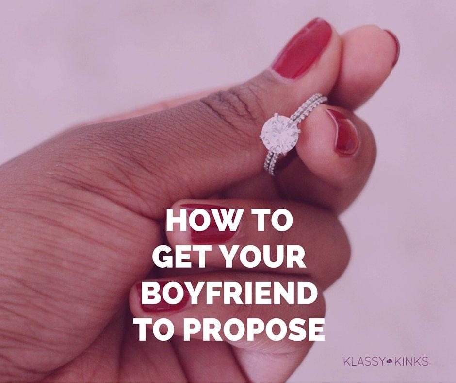 Boyfriend a to How for pray