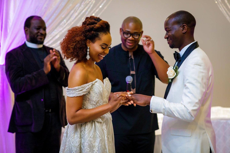 3 Ways We Made Our Wedding Unique | Ijeoma Kola