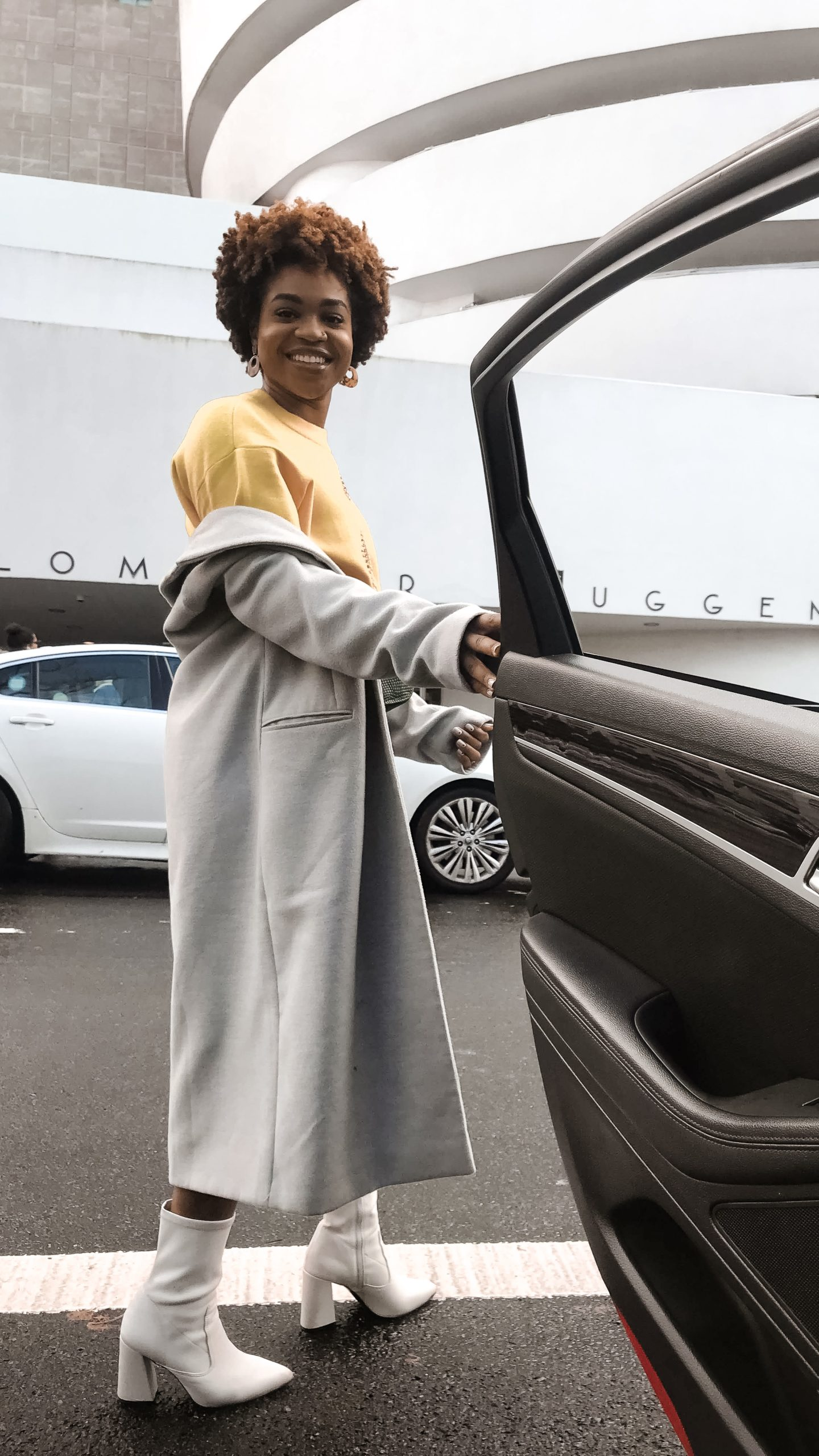 Uber x Guggenheim x Ijeoma Kola