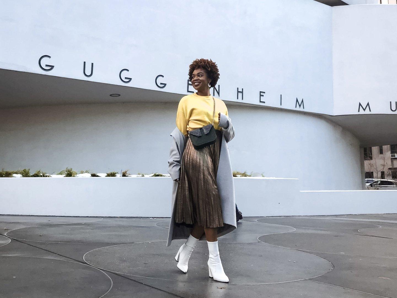 You Should Visit the Guggenheim Now | Ijeoma Kola