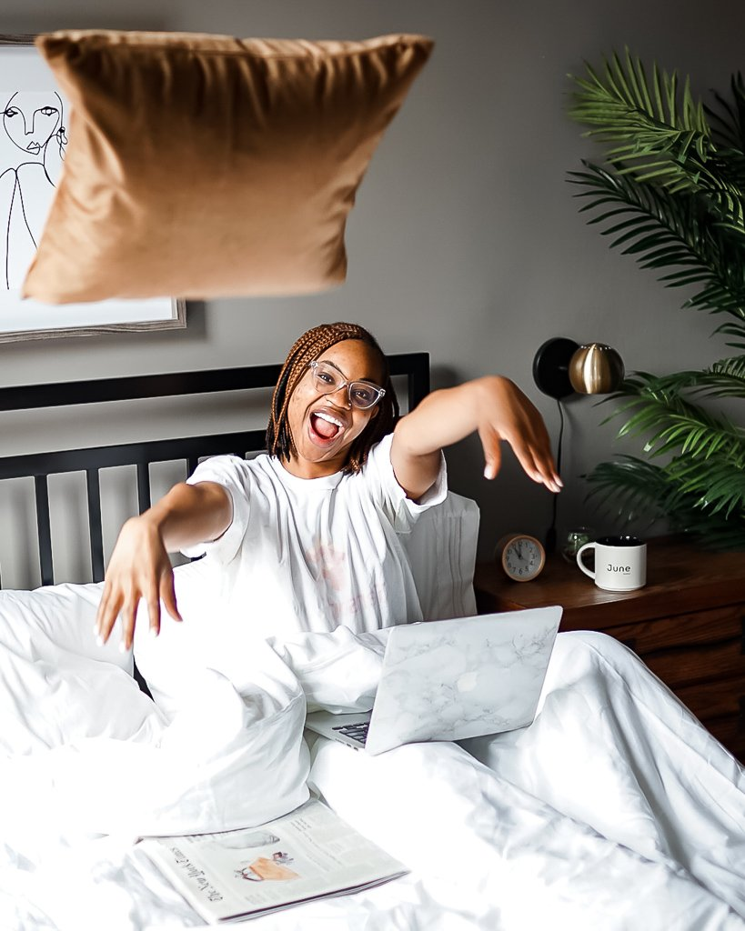Lifestyle blogger Ijeoma Kola shares how to make the most of a staycation