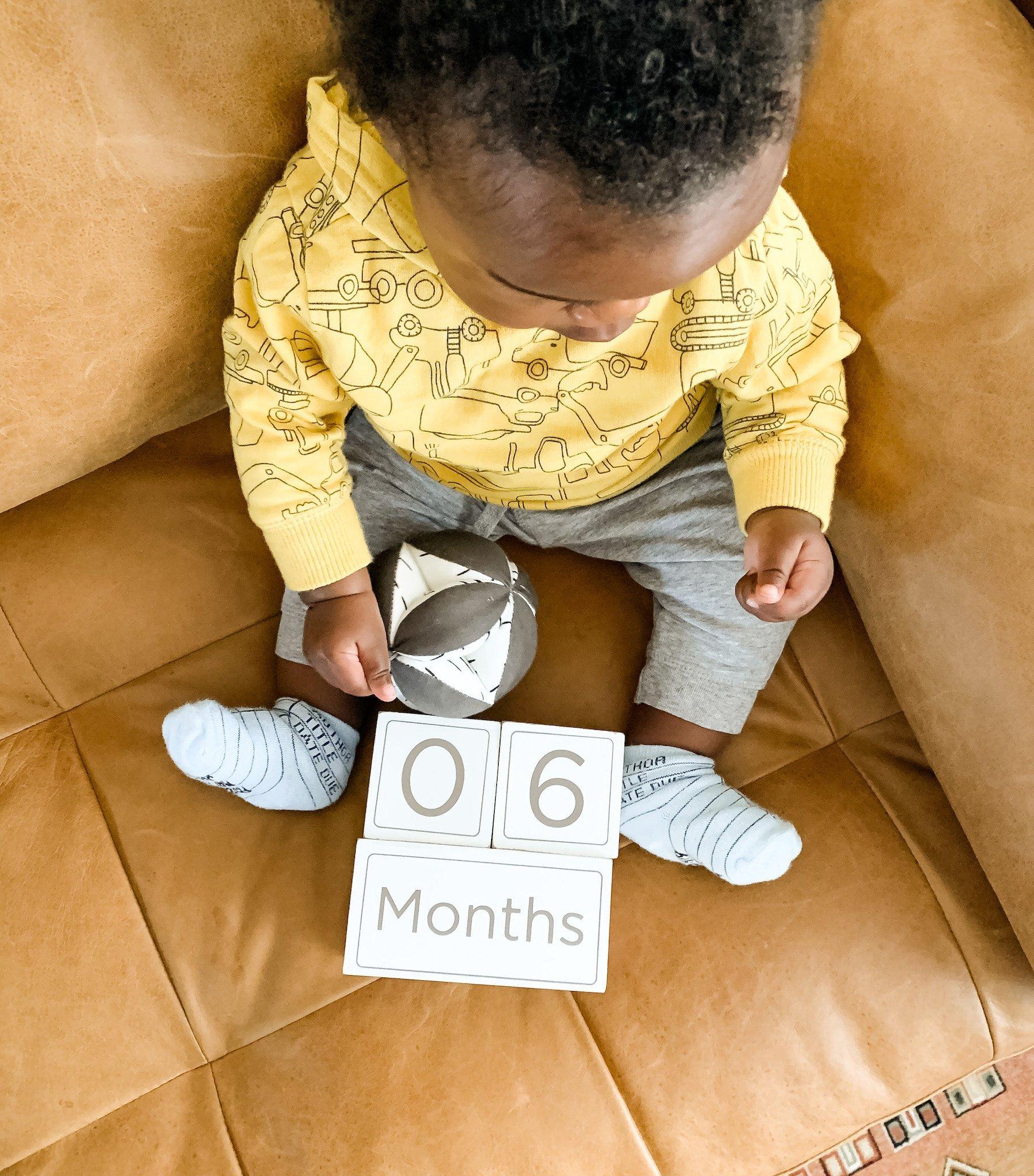 6 Month Old Baby + PostPartum Update | Ijeoma Kola