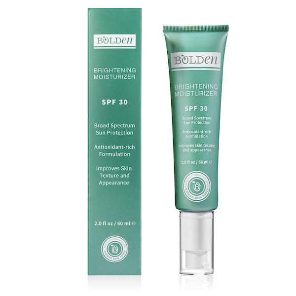 2 Bolden skincare products