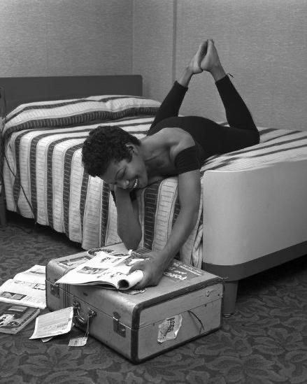 Maya Angelou reading