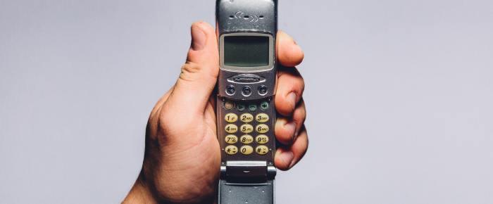 flip phones rock