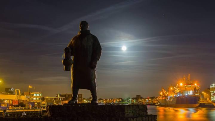 Hobby fotograaf zet IJmuiden in de schijnwerpers