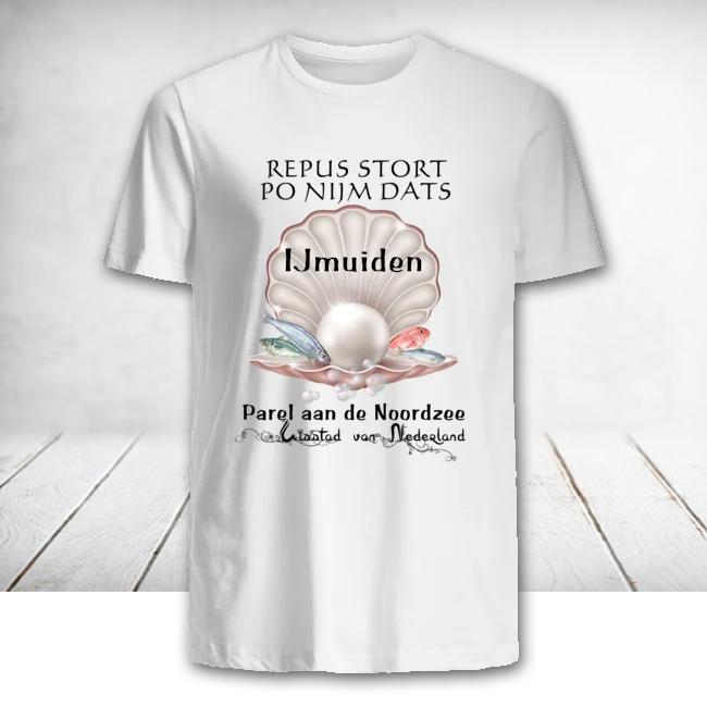 T-shirt Trots op IJmuiden