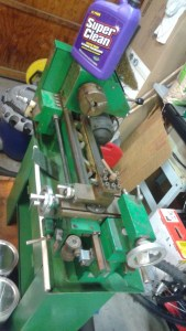 grizzly g1550 similar to the g4000 9x20 lathe