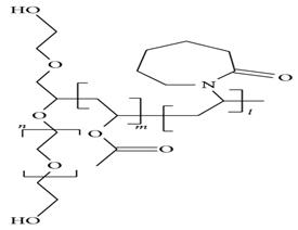Figure 1: Ebastine a second-generation H1 receptor antagonist